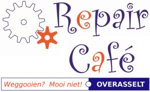 Repaircafé Overasselt @ Verenigingsgebouw