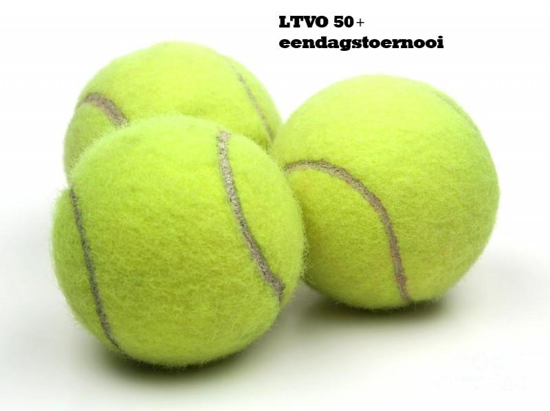 LTVO Overasselt Open Senior 50+ eendags dubbeltoernooi @ Tennispark van LTVO