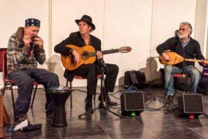 Optreden trio Gula Sor in Veldschuur Overasselt @ Veldschuur aan de Maasbandijk