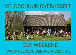 Opening seizoen 2019 van Veldschuur Overasselt @ Veldschuur aan de Maasbandijk