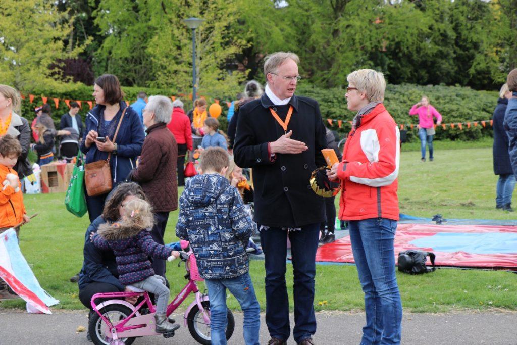 Afscheid van Pastor Aloys van Velthoven @ Kerk Overasselt + Verenigingsgebouw